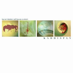 Kaddisfly - Buy Our Intention; We'll Buy You A Unicorn CD (album) cover