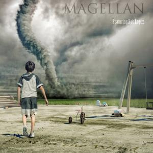 Magellan - Dust In The Wind CD (album) cover