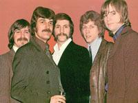 THE MOODY BLUES image groupe band picture