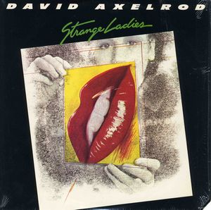 David Axelrod - Strange Ladies CD (album) cover