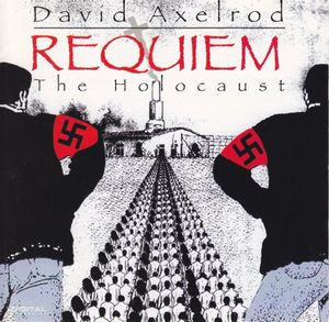 David Axelrod - Requiem - The Holocaust CD (album) cover