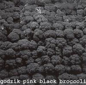Godzik Pink - Black Broccoli CD (album) cover