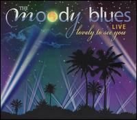 The Moody Blues - Lovely To See You Live CD (album) cover