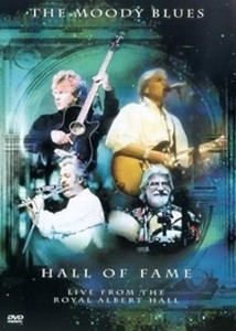 The Moody Blues - Hall Of Fame DVD (album) cover