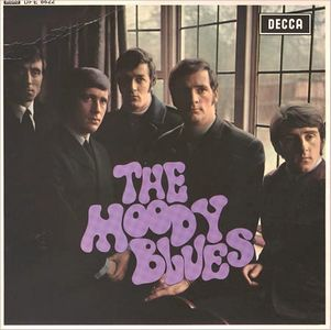 THE MOODY BLUES - The Moody Blues E.p. CD album cover