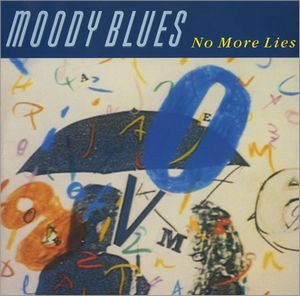 The Moody Blues - No More Lies CD (album) cover