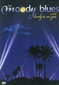 The Moody Blues - Lovely To See You Live (dvd) DVD (album) cover