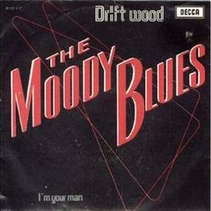THE MOODY BLUES - Driftwood CD album cover