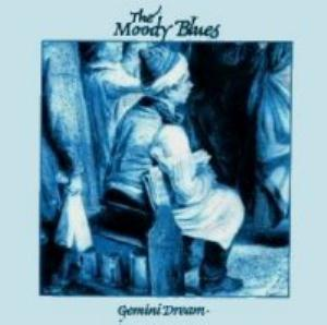 The Moody Blues - Gemini Dream CD (album) cover