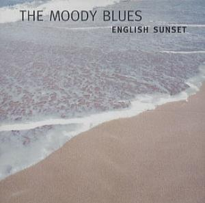 THE MOODY BLUES - English Sunset CD album cover