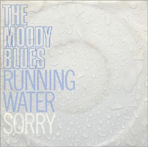 THE MOODY BLUES - Running Water CD album cover