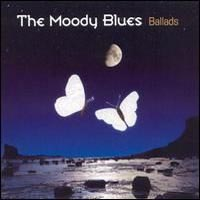 THE MOODY BLUES - Ballads CD album cover