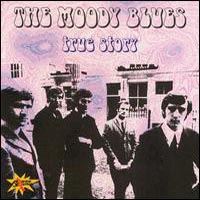 The Moody Blues - True Story CD (album) cover