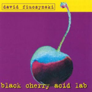 David Fiuczynski - Black Cherry Acid Lab CD (album) cover