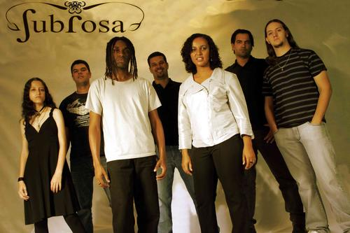 SUB ROSA image groupe band picture