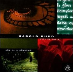 Harold Budd - She Is A Phantom CD (album) cover