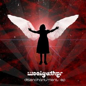 Woolgather - Disenchantment CD (album) cover