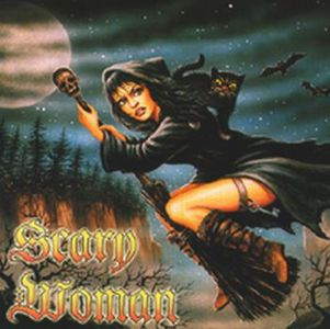Votchi - Scary Woman CD (album) cover