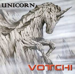 Votchi - Unicorn CD (album) cover