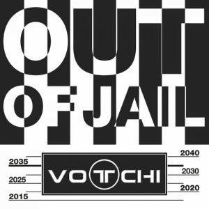 Votchi - Out Of Jail CD (album) cover