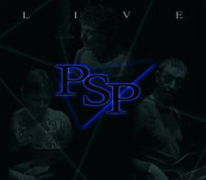Psp (phillips Saisse Palladino) - Psp Live CD (album) cover