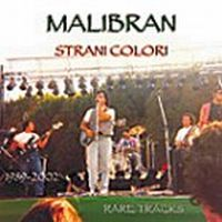 Malibran - Strani Colori CD (album) cover