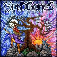 Wyrdgenes - Edgeländer CD (album) cover