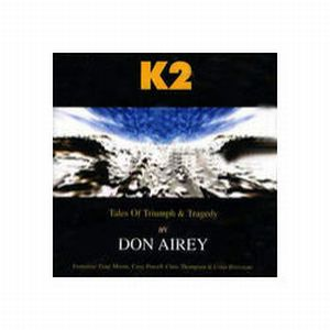 Don Airey - K2 (tales Of Triumph & Tragedy) CD (album) cover