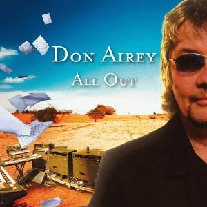 Don Airey - All Out CD (album) cover