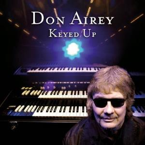 Don Airey - Keyed Up CD (album) cover