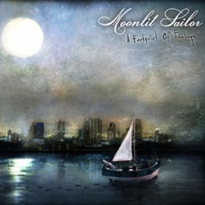 Moonlit Sailor - A Footprint Of Feelings CD (album) cover