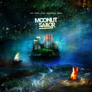 Moonlit Sailor - We Come From Exploding Stars CD (album) cover