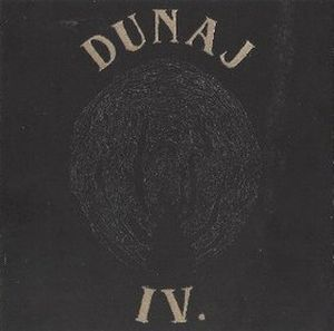 DUNAJ - Iv CD album cover