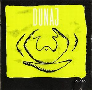 Dunaj - La La Lai CD (album) cover