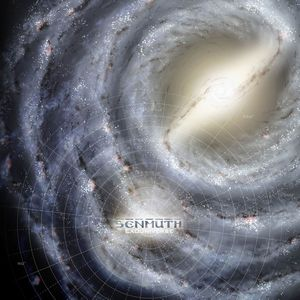 Senmuth - Exouniverse CD (album) cover