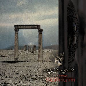 Senmuth - Madinat Al-mayyit CD (album) cover