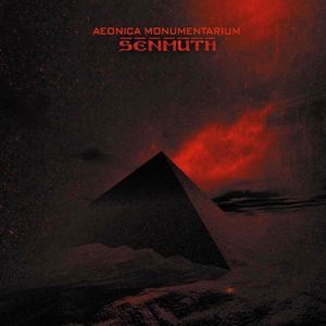 Senmuth - Aeonica Monumentarium CD (album) cover