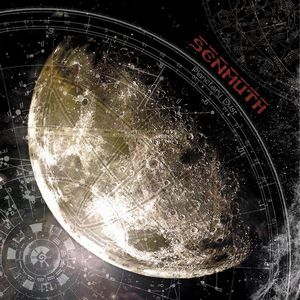 Senmuth - Planetary Dust CD (album) cover