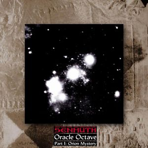 Senmuth - Oracle Octave Part I: Orion Mystery CD (album) cover