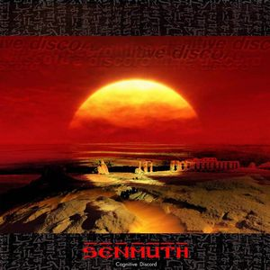 Senmuth - Cognitive Discord CD (album) cover
