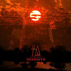 Senmuth - Ankhiteru CD (album) cover