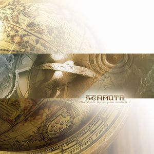 Senmuth - The World's Out-of-place Artefacts I CD (album) cover
