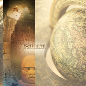 Senmuth - The World's Out-of-place Artefacts Ii CD (album) cover