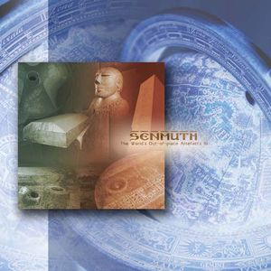 Senmuth - The World's Out-of-place Artefacts Iii CD (album) cover