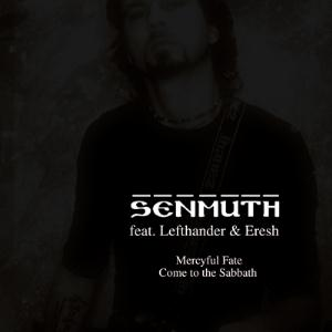 Senmuth - Come To The Sabbath CD (album) cover