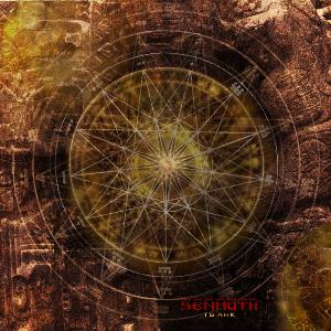 Senmuth - Ts'ahk CD (album) cover