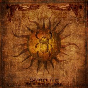 Senmuth - The Primordial Deity CD (album) cover