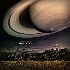 SENMUTH - «saturn. Inside The Elements» ??????. ?????? ?????? CD album cover
