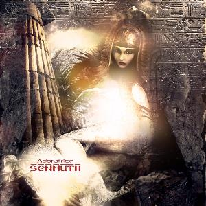 Senmuth - Adoratrice CD (album) cover