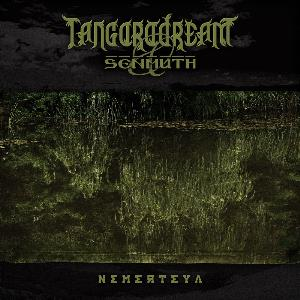 Senmuth - Nemerteya (feat. Tangorodream) CD (album) cover